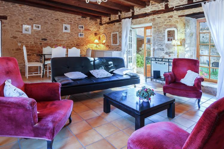 VakantiehuisFrankrijk - Midi-Pyreneeën: Magnifique maison 17ème siècle  [6]