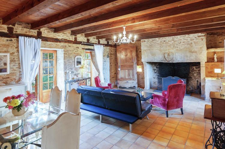 VakantiehuisFrankrijk - Midi-Pyreneeën: Magnifique maison 17ème siècle  [5]
