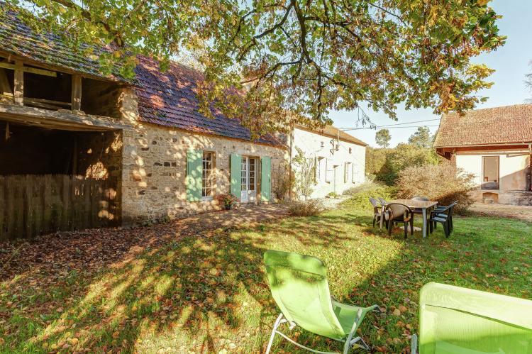 VakantiehuisFrankrijk - Midi-Pyreneeën: Magnifique maison 17ème siècle  [19]