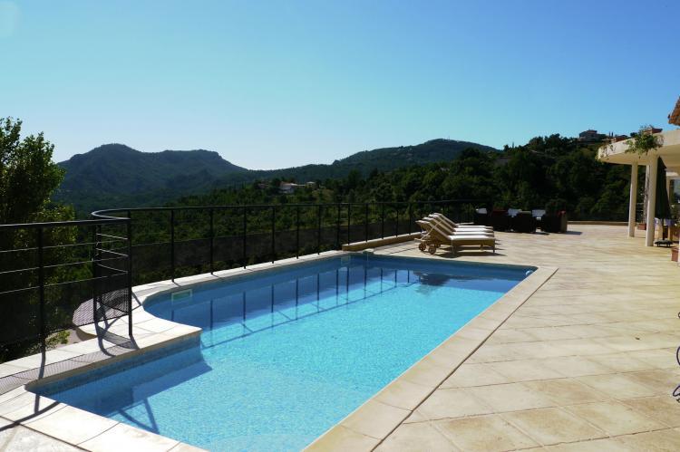 VakantiehuisFrankrijk - Provence-Alpes-Côte d'Azur: Villa le Mareret  [4]