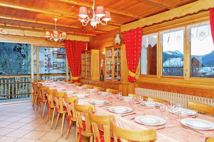 VakantiehuisFrankrijk - Noord Alpen: Chalet de la Chapelle  [5]