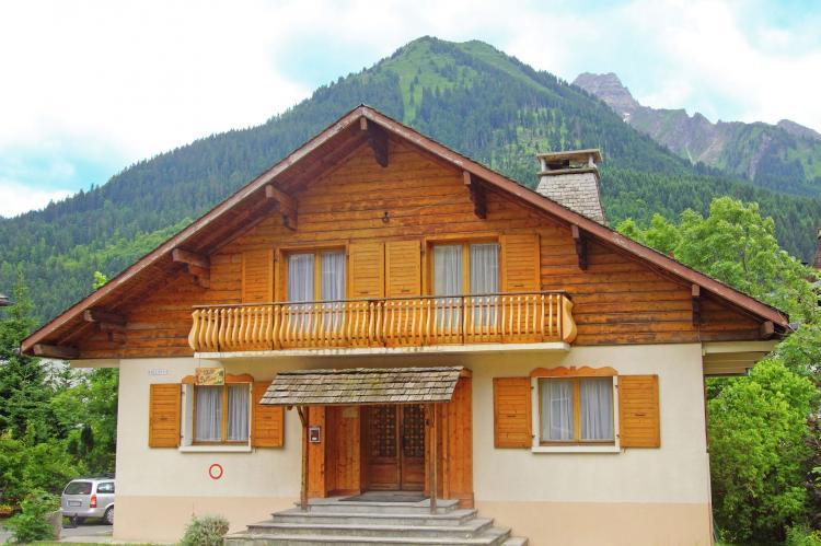 VakantiehuisFrankrijk - Noord Alpen: Chalet de la Chapelle  [1]
