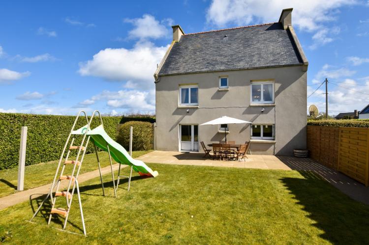 Holiday homeFrance - Brittany: Maison près de la mer - PLOUDALMEZEAU  [1]