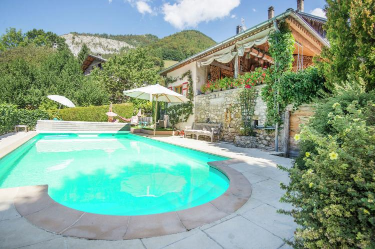 Holiday homeFrance - Northern Alps: Chalet 't Simmelink  [4]