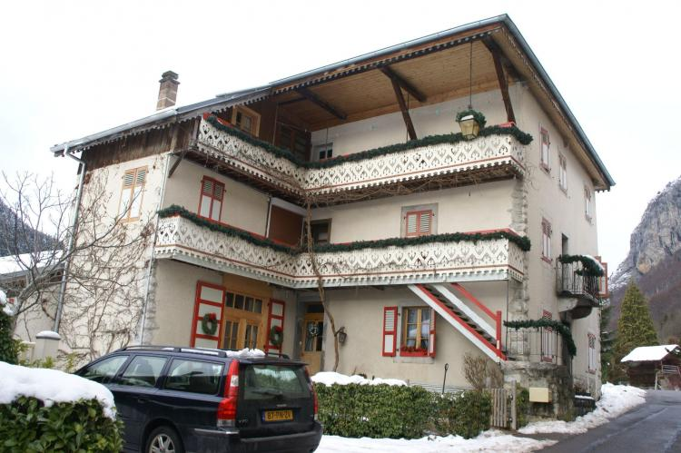 Holiday homeFrance - Northern Alps: Chalet 't Simmelink  [33]