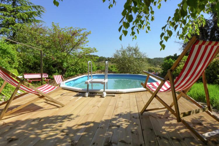 Holiday homeFrance - Languedoc-Roussillon: Maison de vacances - LA CAUNETTE  [1]