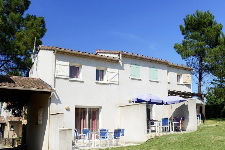 VakantiehuisFrankrijk - Ardèche: Le Domaine des Hauts de Salavas 3  [4]