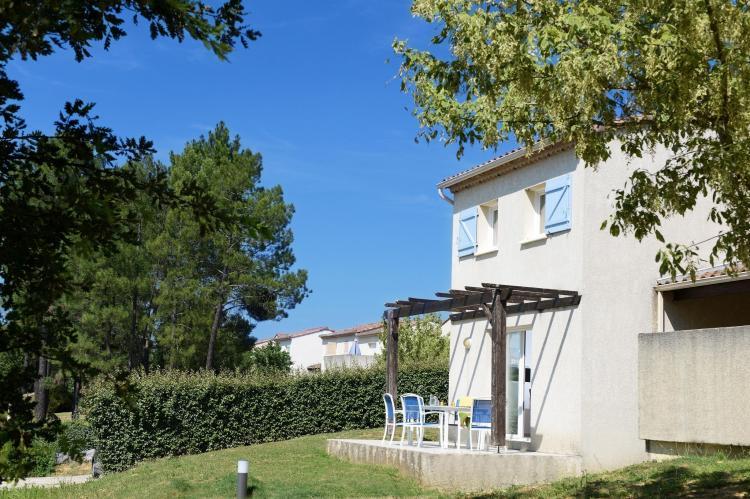 VakantiehuisFrankrijk - Ardèche: Le Domaine des Hauts de Salavas 3  [1]