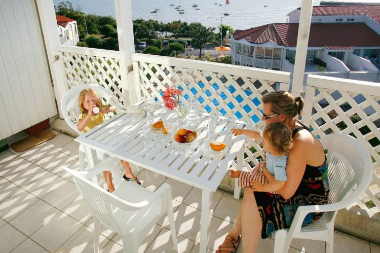 Holiday homeFrance - : Les Terrasses de Fort Boyard 1  [9]