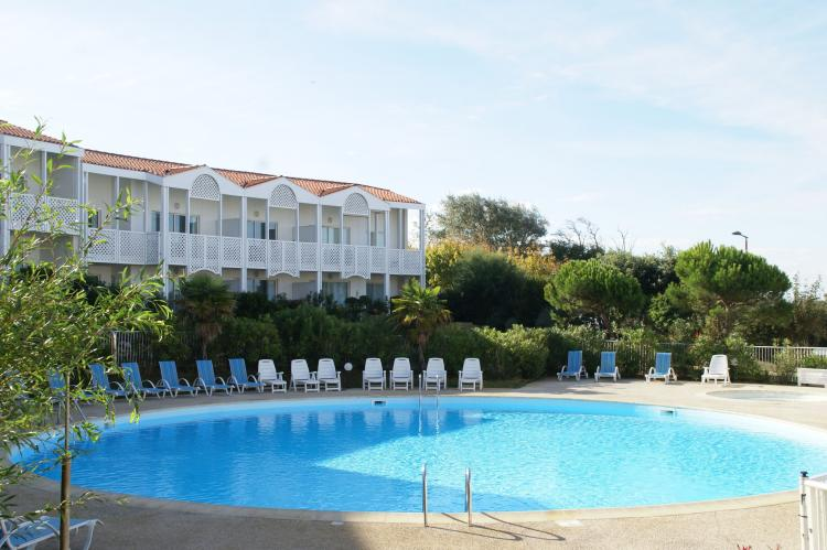Holiday homeFrance - Poitou-Charentes: Les Terrasses de Fort Boyard 2  [3]