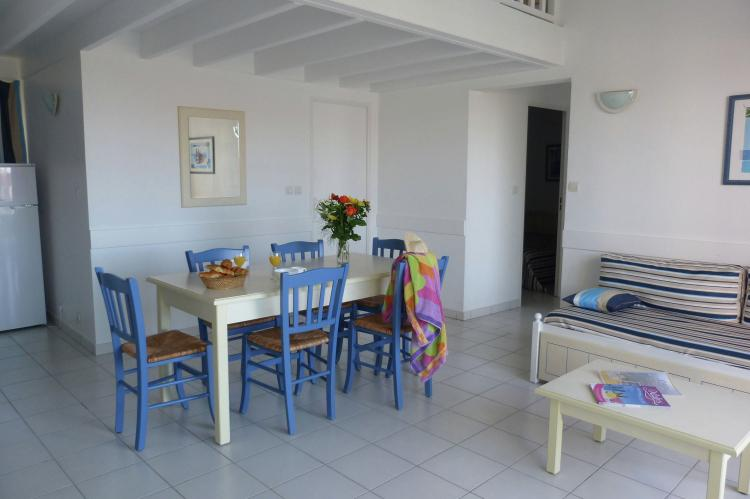 Holiday homeFrance - Poitou-Charentes: Les Terrasses de Fort Boyard 4  [4]