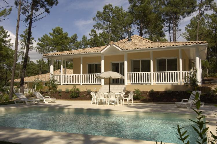 Holiday homeFrance - Atlantic Coast: Eden Parc Golf 5  [24]