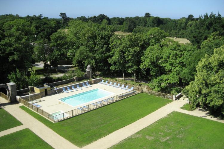 Holiday homeFrance - : Le Château de Keravéon 4  [12]