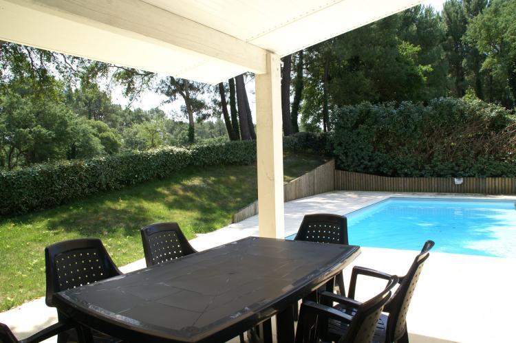 VakantiehuisFrankrijk - Atlantische kust: Villas du Club Royal Aquitaine 1  [14]