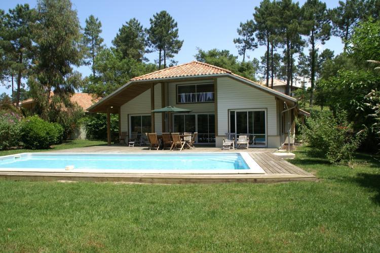 VakantiehuisFrankrijk - Atlantische kust: Villas du Club Royal Aquitaine 1  [6]