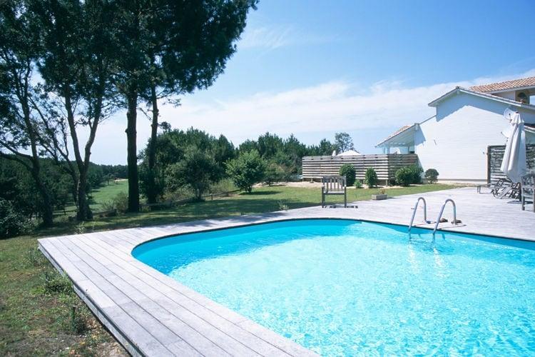 VakantiehuisFrankrijk - Atlantische kust: Villas du Club Royal Aquitaine 1  [12]