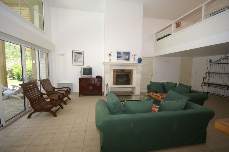 VakantiehuisFrankrijk - Atlantische kust: Villas du Club Royal Aquitaine 3  [22]