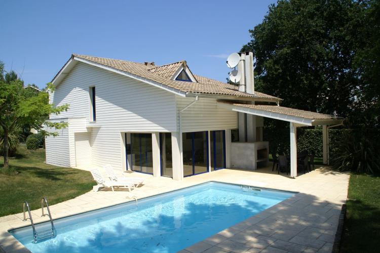 VakantiehuisFrankrijk - Atlantische kust: Villas du Club Royal Aquitaine 3  [4]