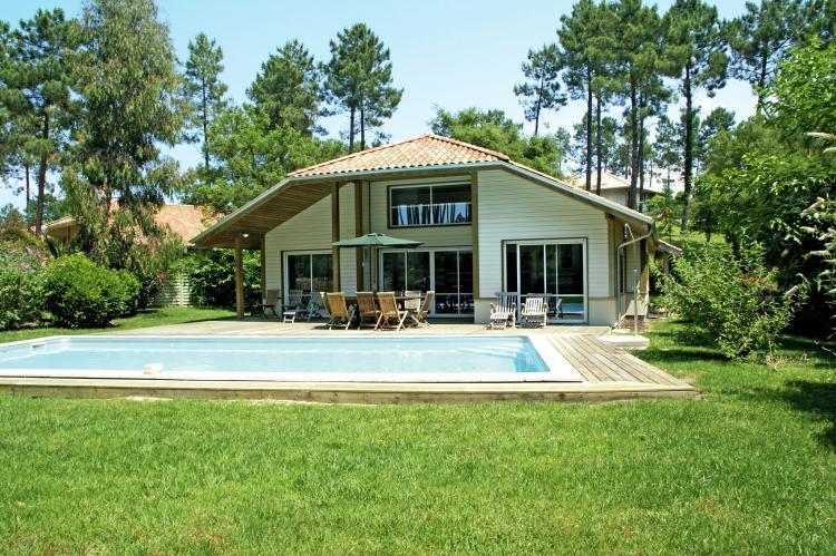 VakantiehuisFrankrijk - Atlantische kust: Villas du Club Royal Aquitaine 3  [1]