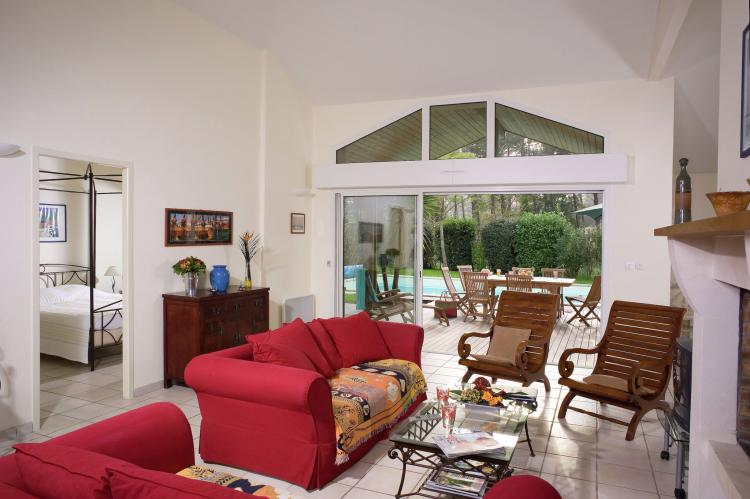 VakantiehuisFrankrijk - Atlantische kust: Villas du Club Royal Aquitaine 3  [17]