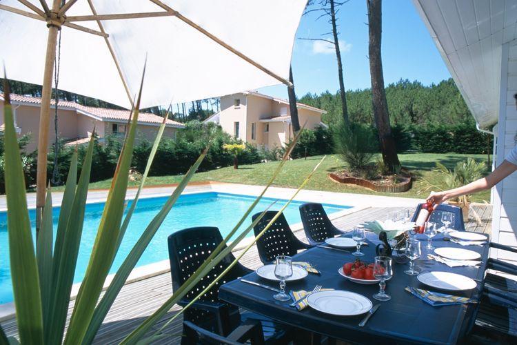 VakantiehuisFrankrijk - Atlantische kust: Villas du Club Royal Aquitaine 3  [14]