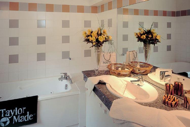 VakantiehuisFrankrijk - Atlantische kust: Villas du Club Royal Aquitaine 3  [25]