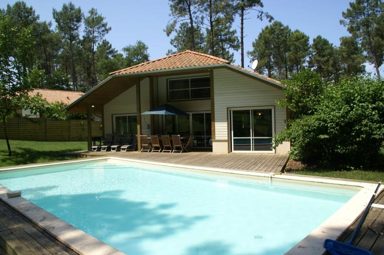 VakantiehuisFrankrijk - Atlantische kust: Villas du Club Royal Aquitaine 3  [2]
