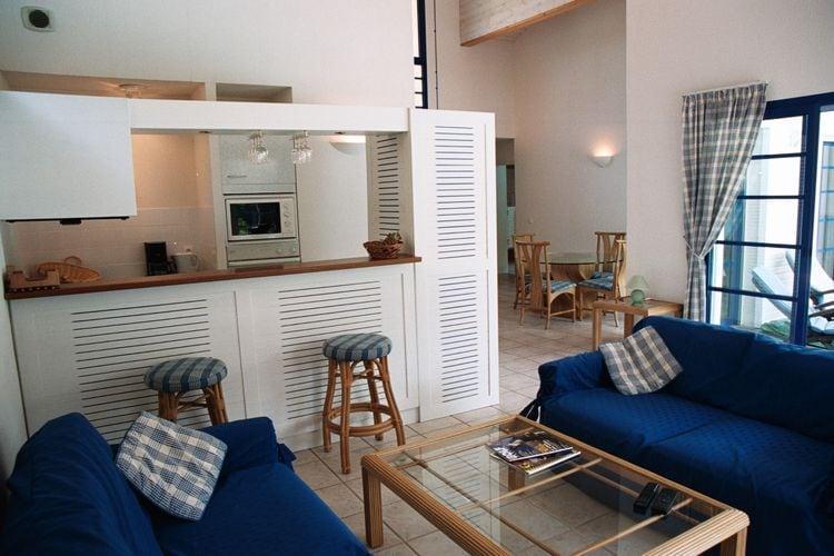 VakantiehuisFrankrijk - Atlantische kust: Villas du Club Royal Aquitaine 3  [23]