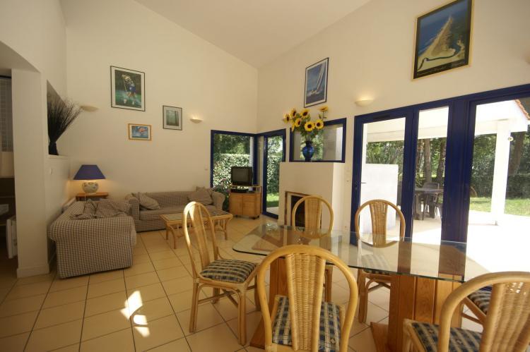 VakantiehuisFrankrijk - Atlantische kust: Villas du Club Royal Aquitaine 3  [19]