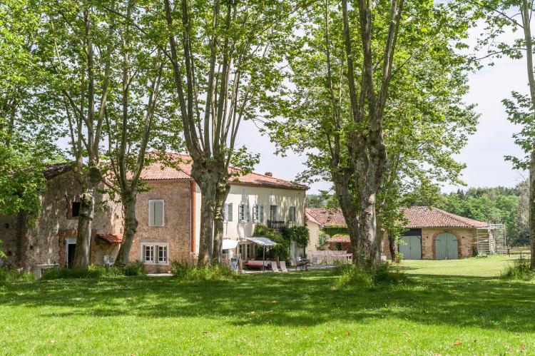 VakantiehuisFrankrijk - Midi-Pyreneeën: Gîte Marque  [5]