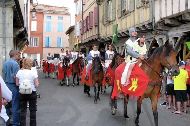 VakantiehuisFrankrijk - Midi-Pyreneeën: Gîte Marque  [39]