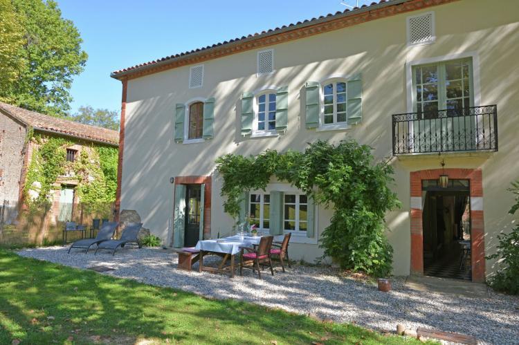 VakantiehuisFrankrijk - Midi-Pyreneeën: Gîte Marque  [2]
