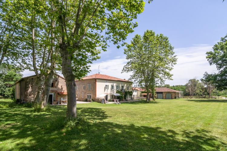VakantiehuisFrankrijk - Midi-Pyreneeën: Gîte Marque  [4]