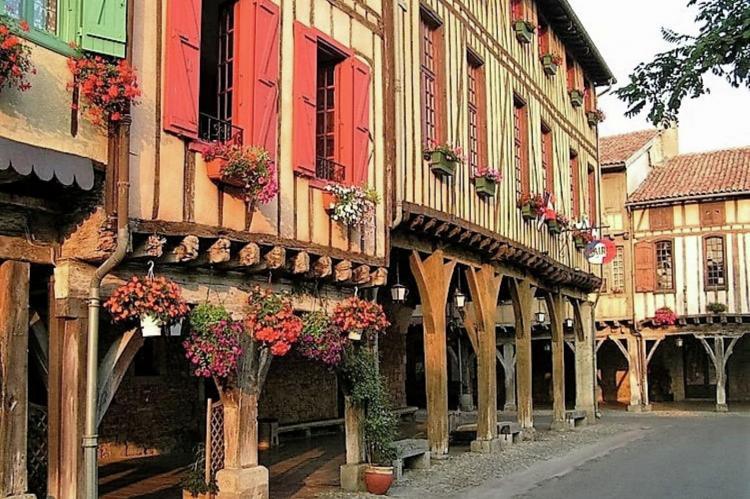 VakantiehuisFrankrijk - Midi-Pyreneeën: Gîte Marque  [38]