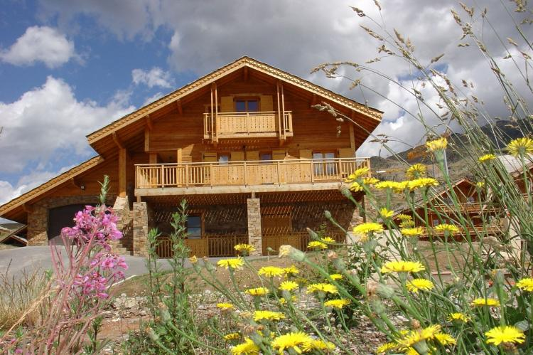 Holiday homeFrance - Northern Alps: Les Chalets de l'Altiport 5  [5]