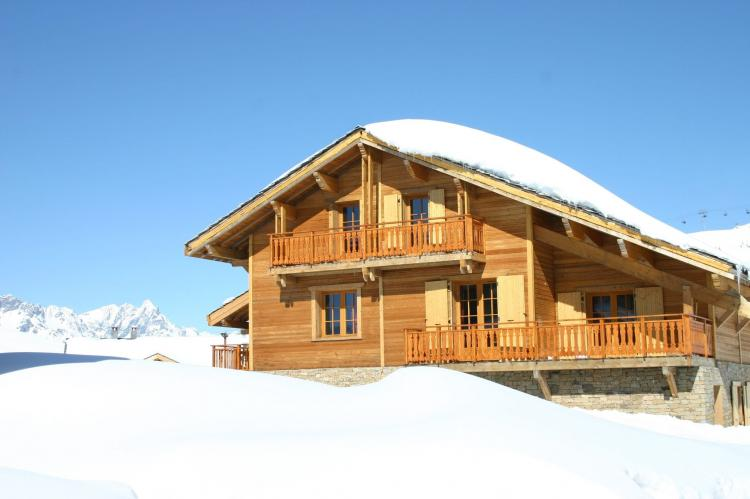 Holiday homeFrance - Northern Alps: Les Chalets de l'Altiport 5  [22]