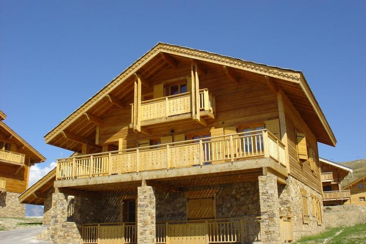 Holiday homeFrance - Northern Alps: Les Chalets de l'Altiport 5  [11]