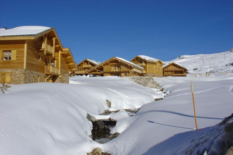Holiday homeFrance - Northern Alps: Les Chalets de l'Altiport 5  [23]