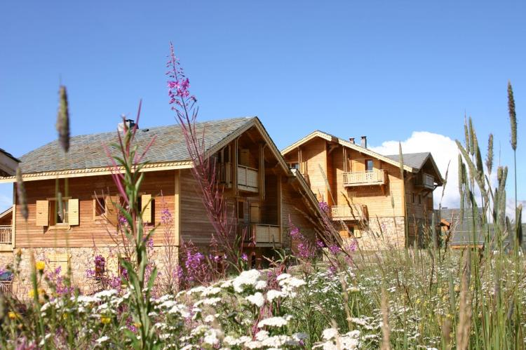 Holiday homeFrance - Northern Alps: Les Chalets de l'Altiport 5  [2]