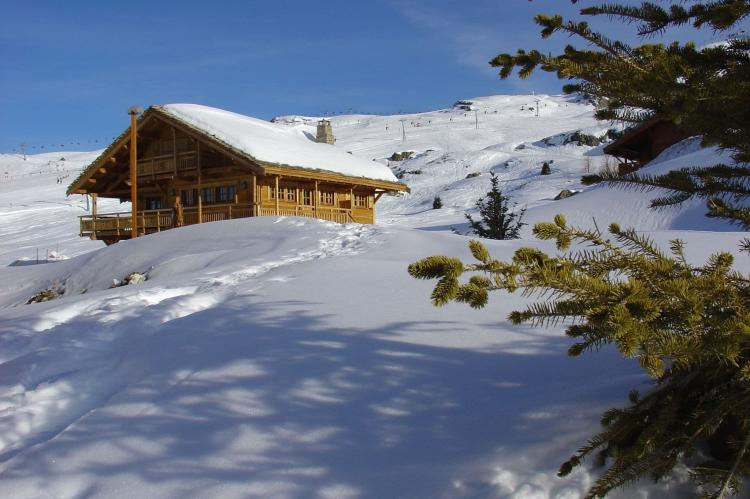 Holiday homeFrance - Northern Alps: Les Chalets de l'Altiport 5  [21]