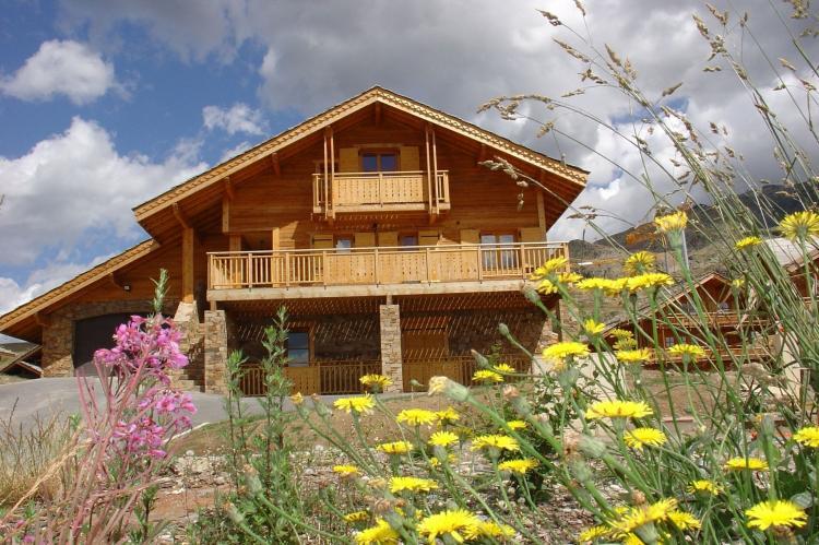 FerienhausFrankreich - Nördliche Alpen: Les Chalets de l'Altiport 2  [5]