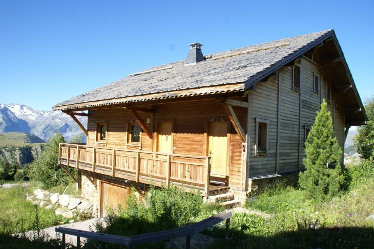 FerienhausFrankreich - Nördliche Alpen: Les Chalets de l'Altiport 2  [3]