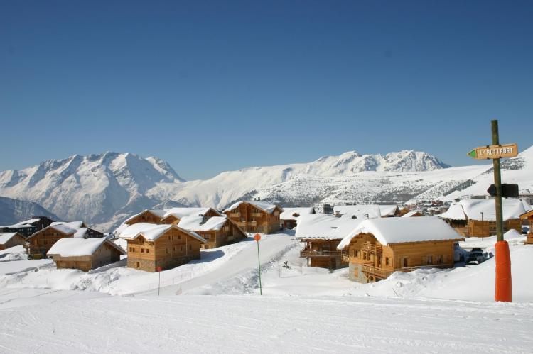FerienhausFrankreich - Nördliche Alpen: Les Chalets de l'Altiport 2  [24]