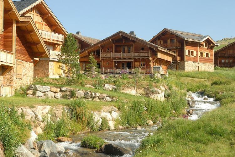 FerienhausFrankreich - Nördliche Alpen: Les Chalets de l'Altiport 2  [4]