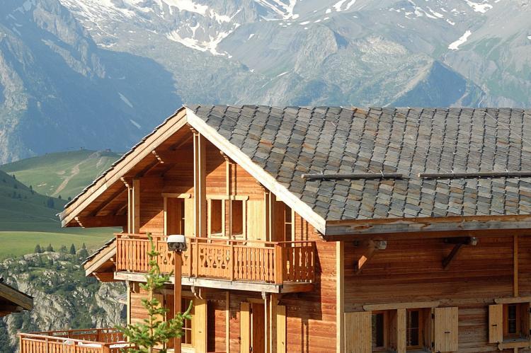 FerienhausFrankreich - Nördliche Alpen: Les Chalets de l'Altiport 2  [1]