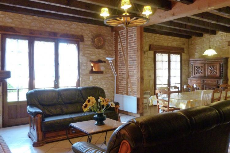 FerienhausFrankreich - Dordogne: Maison de vacances Siorac en Périgord  [15]