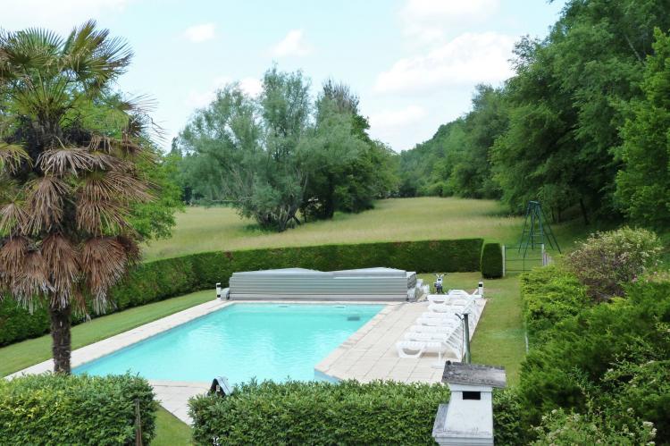 FerienhausFrankreich - Dordogne: Maison de vacances Siorac en Périgord  [8]