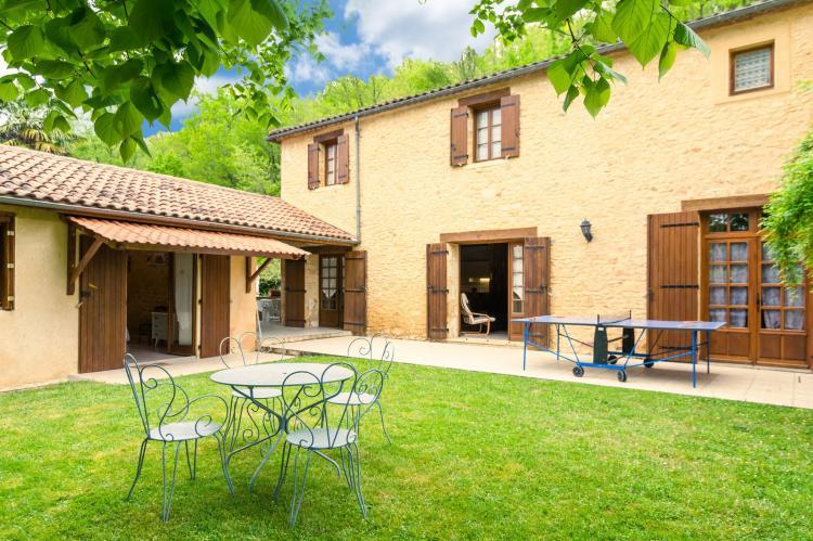 FerienhausFrankreich - Dordogne: Maison de vacances Siorac en Périgord  [32]