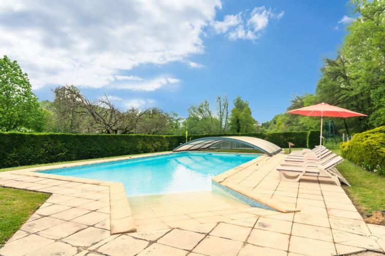 Holiday homeFrance - Dordogne: Maison de vacances Siorac en Périgord  [10]