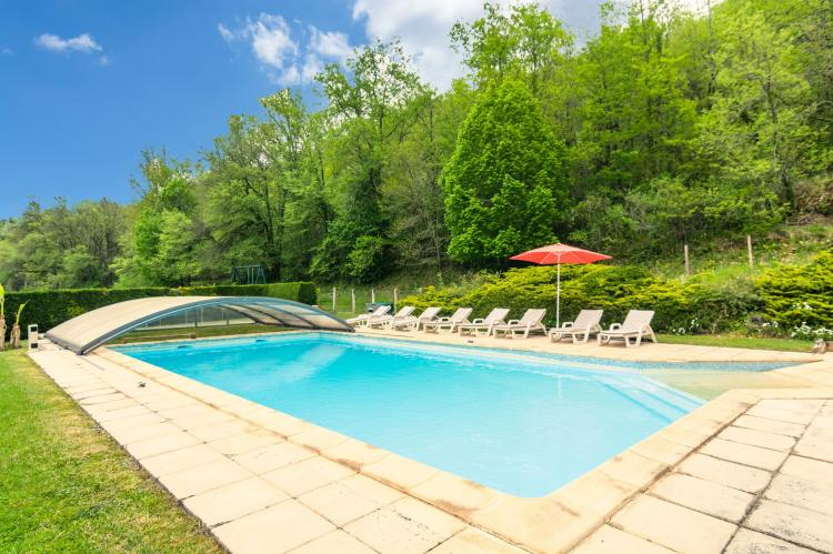 FerienhausFrankreich - Dordogne: Maison de vacances Siorac en Périgord  [11]